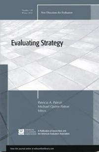 Evaluating Strategy