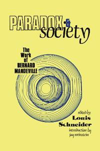 Paradox and Society