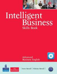Intelligent Business, Advanced Skills Book + Cd-rom