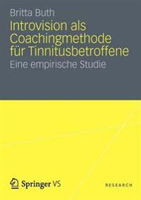 Introvision ALS Coachingmethode F r Tinnitusbetroffene