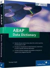 ABAP Data Dictionary