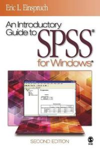 An Introductory Guide To Spss  For Windows
