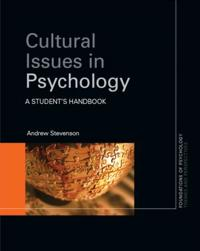 Cultural Issues in Psychology