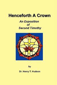 Henceforth a Crown