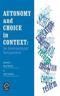 Autonomy and Choice in Context