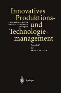 Innovatives Produktions-Und Technologiemanagement
