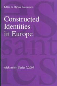 Constructed identities in Europe