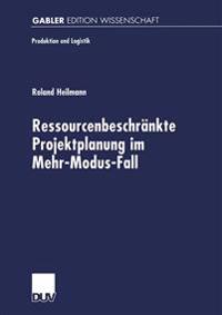 Ressourcenbeschrankte Projektplanung Im Menr-modus-fall