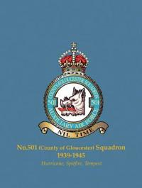 No.501 County of Gloucester Squadron, 1939-1945