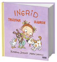 Ingrid träffar djuren
