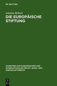 Die Europaische Stiftung