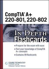 CompTIA A+ 220-801, 220-802 in Depth Flashcards
