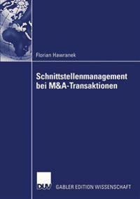 Schnittstellenmanagement Bei Manda-Transaktionen