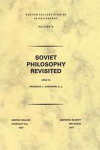 Soviet Philosophy Revisited