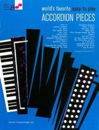 Easy To Play Accordion Pieces 8 Worlds Favorite