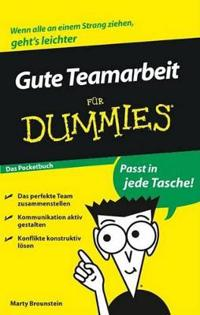 Gute Teamarbeit fur Dummies
