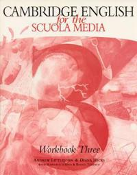 Cambridge English for the Scuola Media 3 Workbook