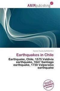 Earthquakes in Chile