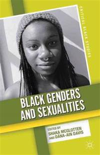 Black Genders and Sexualities