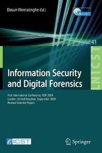 Information Security and Digital Forensics