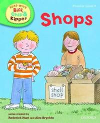 Oxford reading tree read with biff, chip, and kipper: phonics: level 3: sho