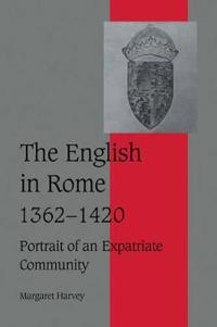 The English in Rome, 1362-1420