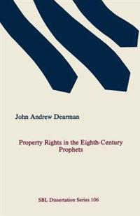 Property Rights in the Eighth-century Pr