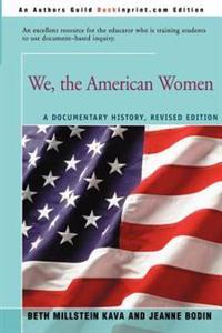 We, the American Women