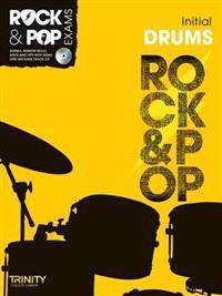 Trinity RockPop Exams: Drums Initial Grade