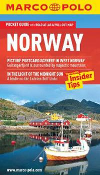 Norway Marco Polo Pocket Guide