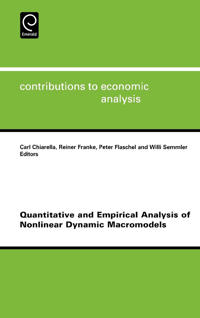 Quantitative And Empirical Analysis of Nonlinear Dynamic Macromodels