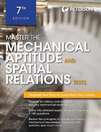 Master the Mechanical Aptitude and Spatial Relations Test