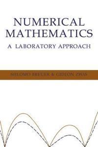 Numerical Mathematics - A Laboratory Approach