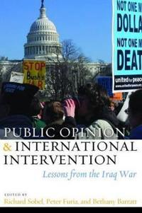 Public Opinion & International Intervention