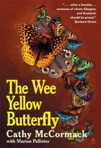 Wee Yellow Butterfly