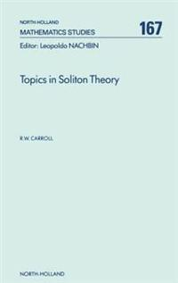 Topics in Soliton Theory