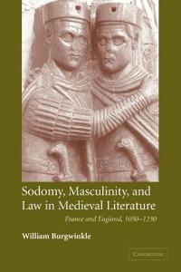 Sodomy, Masculinity, and Law in Medieval Literature