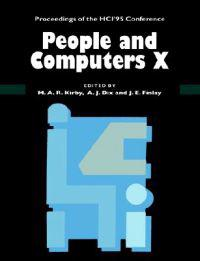People and Computers X