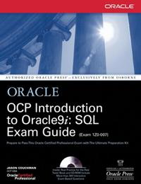 Ocp Introduction to Oracle9I