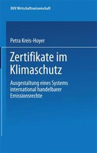 Zertifikate Im Klimaschutz