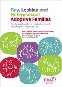 Gay, Lesbian and Heterosexual Adoptive Families