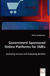 Government Sponsored Online Platforms for Smes