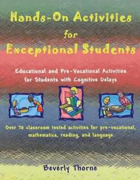 Hands-On-Activities for Exceptional Students