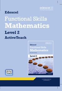 Edexcel Functional Skills Mathematics Level 2 ActiveTeach CDROM
