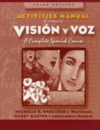 Activities Manual Vision y Voz