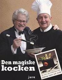 Den magiske kocken : en mat- och trolleriresa med Johnny Lonn och Crillo