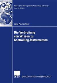 Die Verbreitung Von Wissen Zu Controlling-Instrumenten