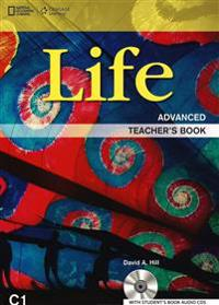 Life Advanced: Teacher's Book with Audio CD