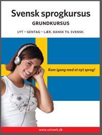 Svensk sprogkursus Grundkursus