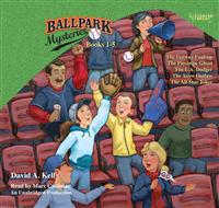 Ballpark Mysteries Collection: Books 1-5: #1 the Fenway Foul-Up; #2 the Pinstripe Ghost; #3 the L.A. Dodger; #4 the Astro Outlaw; #5 the All-Star Joke